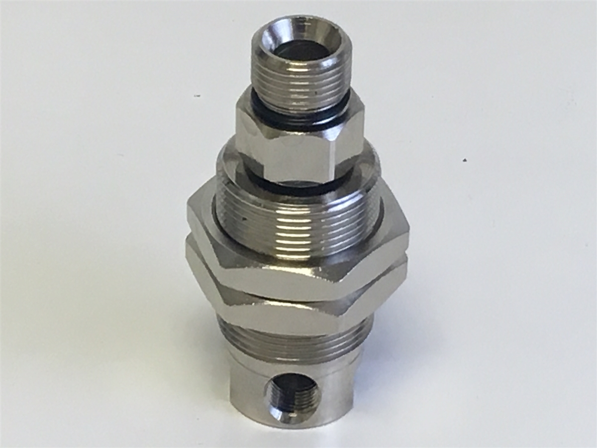 Swivel Assembly t-8a